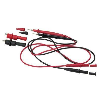 Replacement Test Lead Set - Straight Inputs