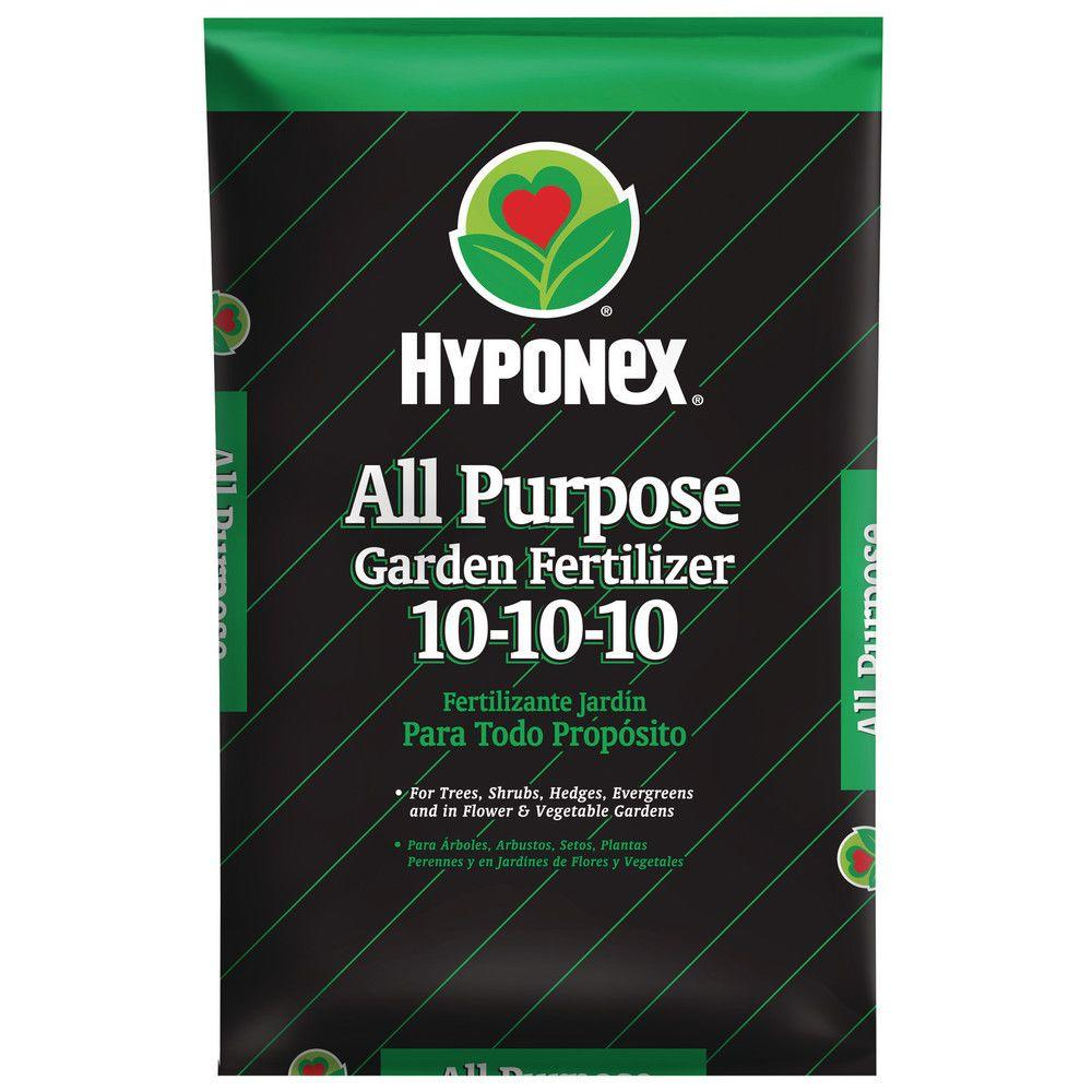 Hyponex 40 lb. All-Purpose Fertilizer 10-10-10