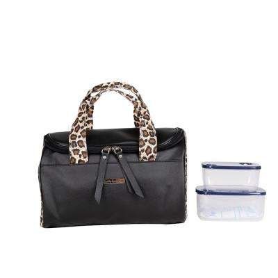 Kathy Ireland Safari Dreams Small Duffel Lunch Tote