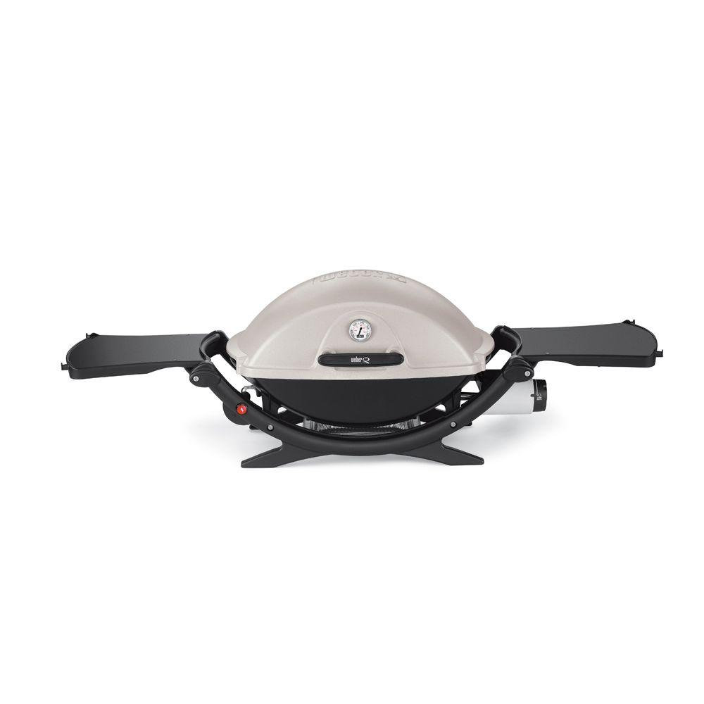 Weber Q-220 Portable Propane Gas Grill-DISCONTINUED