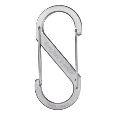 Nite Ize #5 Stainless Steel S-Biner – Home Depot Inventory