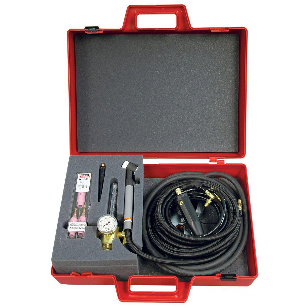 Lincoln Electric TIG-Mate TIG Torch Starter Kit