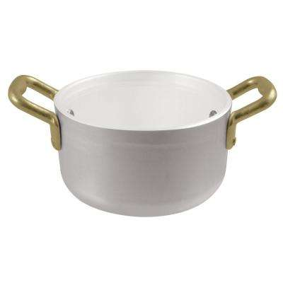 16 oz. Mini Aluminum Non-Stick Ceramic Stew Pan