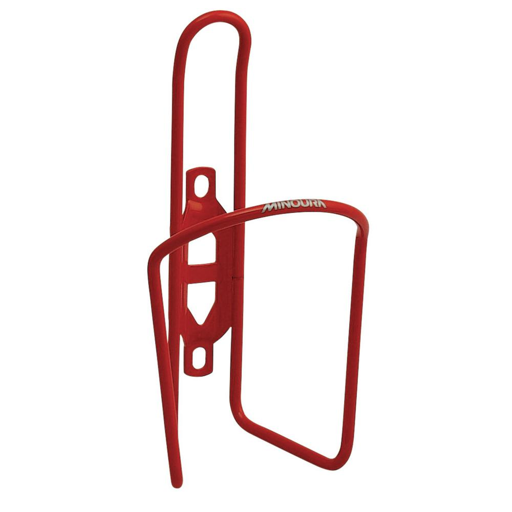 AB100-4.5 mm Water Bottle Cage in Bloom Red