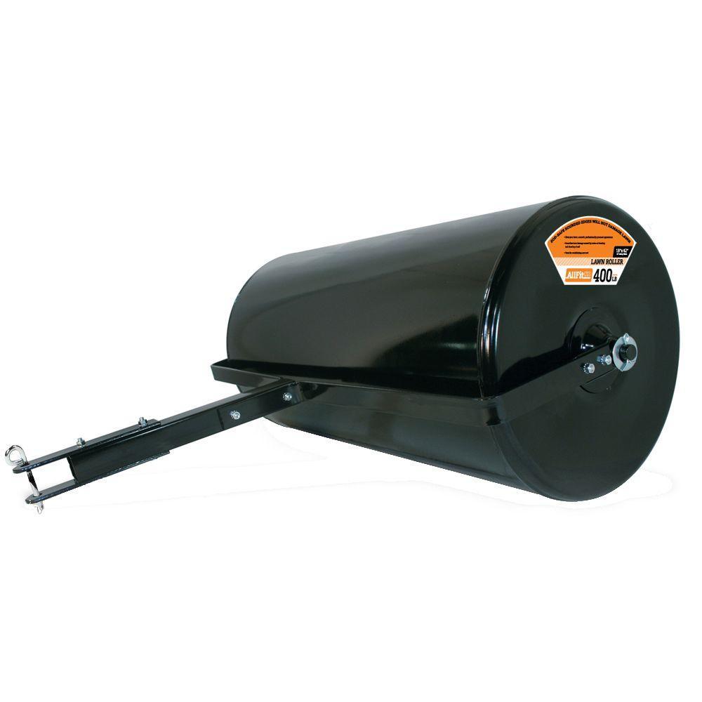 AllFitHD 18 in. x 36 in. Steel Lawn Roller