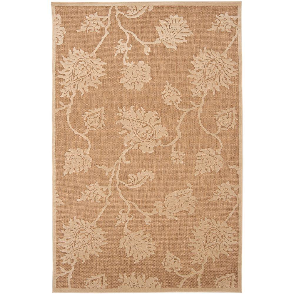Chloe Rug From Organic By Artistic Weavers: Artistic Weavers Matamoros Natural 8 Ft. 8 In. X 12 Ft