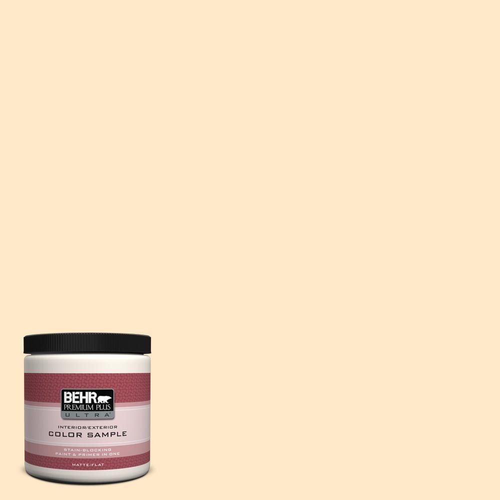 BEHR Premium Plus Ultra 8 oz. #M290-2 Frittata Interior/Exterior Paint Sample