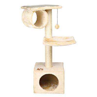 Beige San Fernando Cat Tree