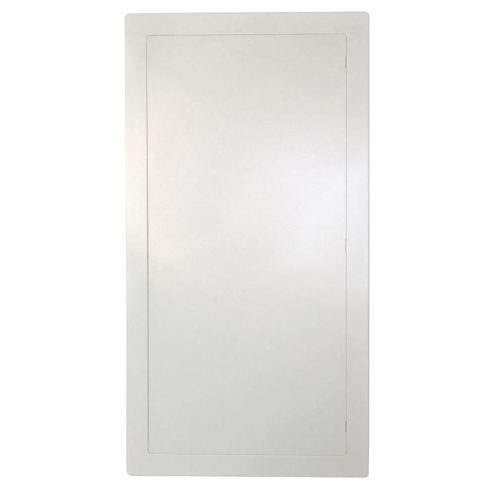 Acudor Products 29 in. x 14 in. Plastic Wall or Ceiling Access Panel