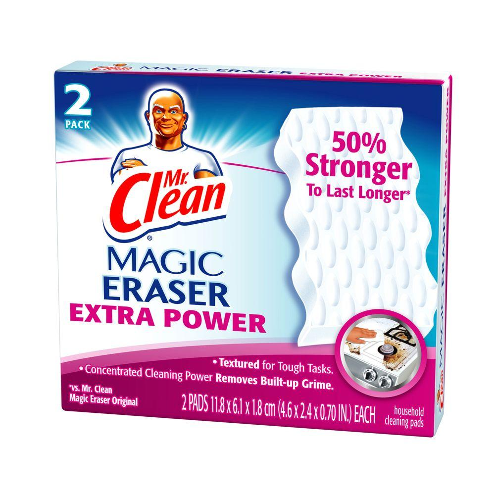 Magic Eraser Extra Power Cleaning Pads (2-Pack)