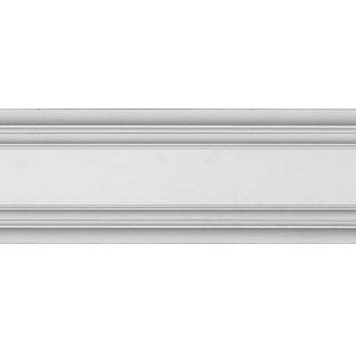 8 in. W x 4 in. P x 94-1/2 in. L Inner Beam for 8 in. Deluxe Coffered Ceiling System (Kit)