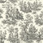 York Wallcoverings Waverly Classics Country Life Wallpaper
