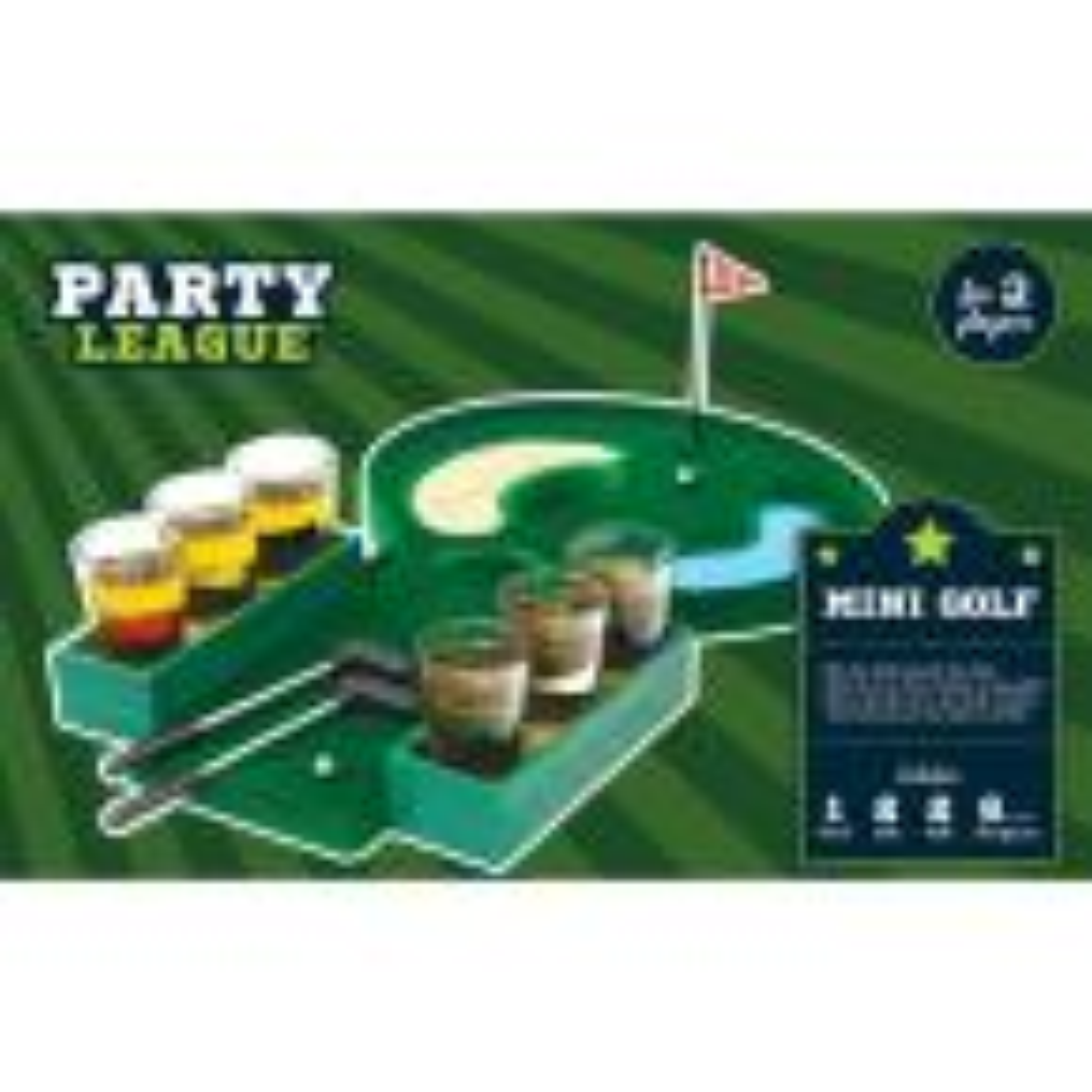 HOME ESSENTIALS & BEYOND Golf Shot Party Game Set