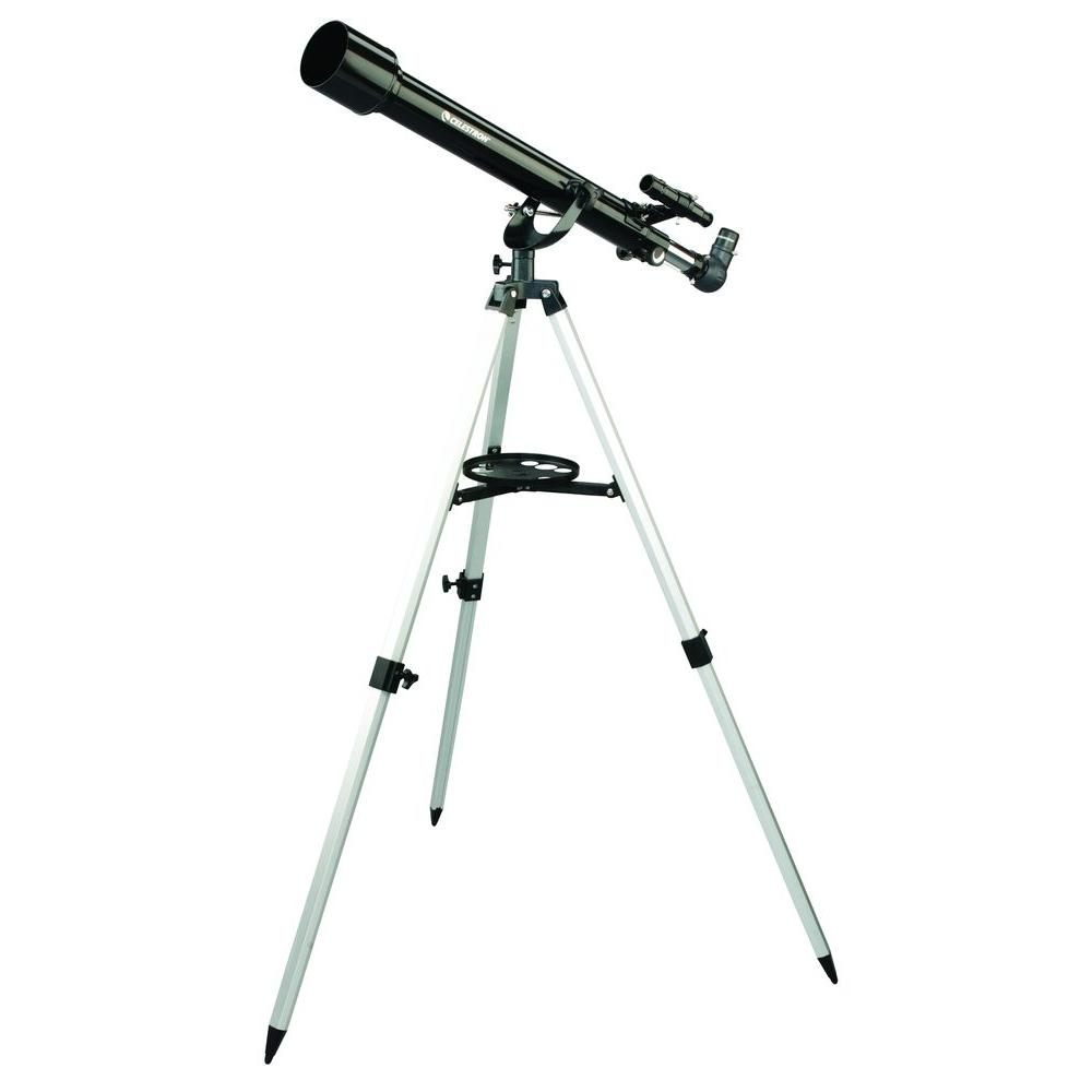 Celestron Powerseeker 60az Telescope 21041 The Home Depot