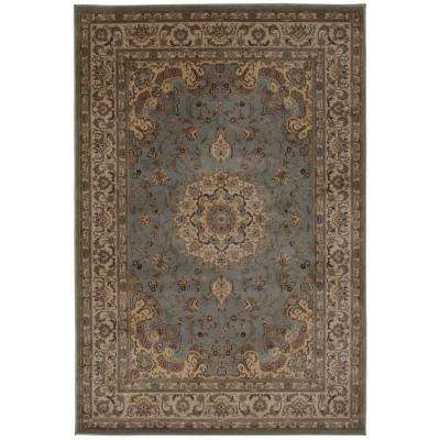 Ararat Light Blue 5 ft. x 7 ft. Area Rug