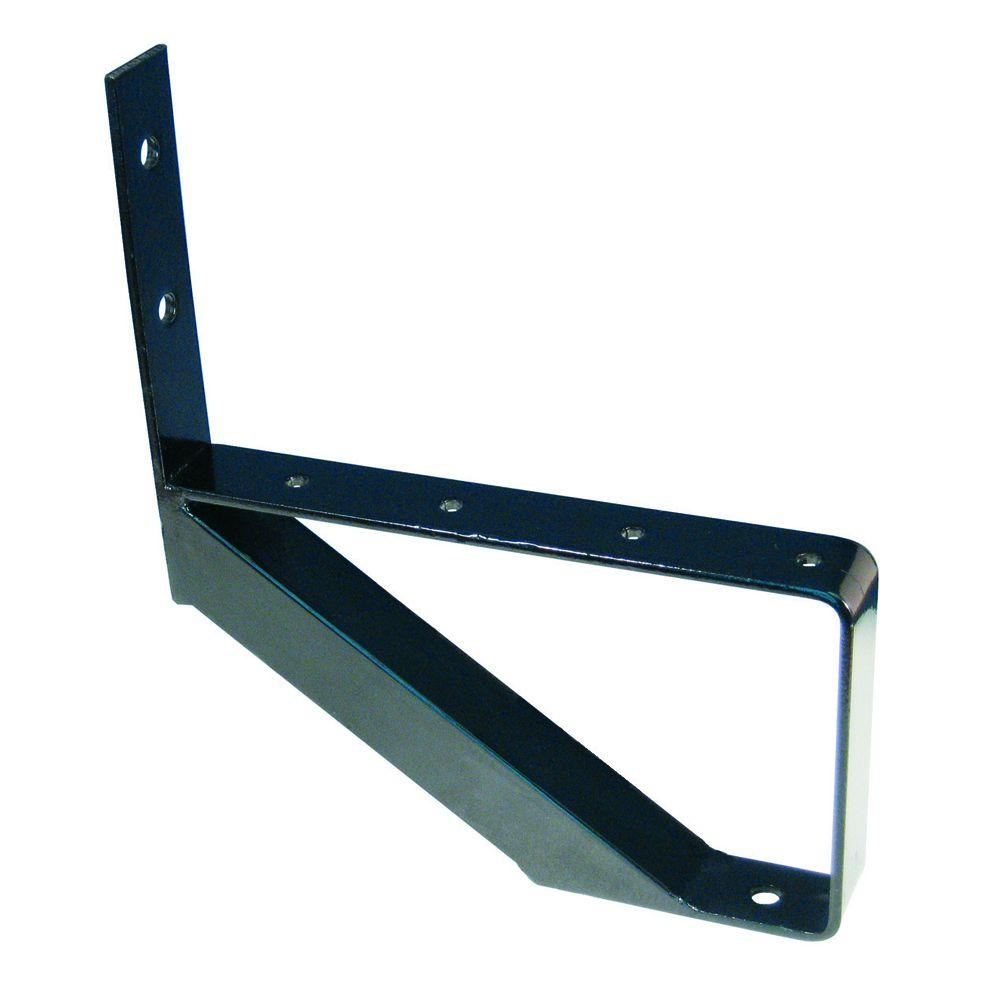 Superieur Peak Products 1 Step Powder Coated Finished Steel Stringer