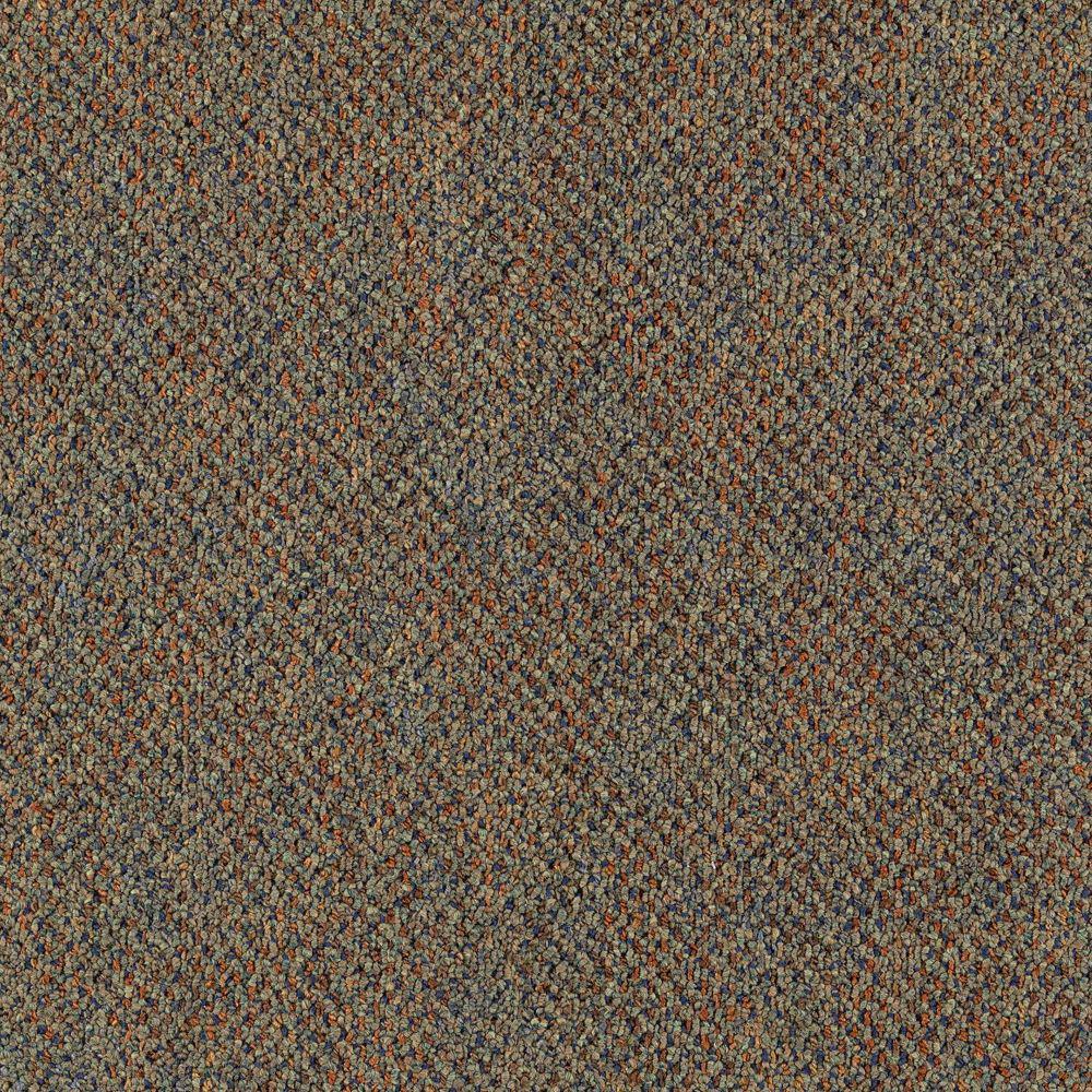 Carpet Sample-Brainstorm - Color Citrus Grove Pattern 8 in x 8 in
