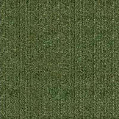 First Impressions Olive Ribbed Texture 24 in. x 24 in. Carpet Tile (15 Tiles/Case)