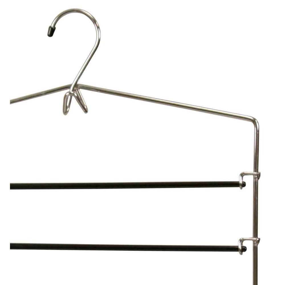 Chrome Plated Steel Trouser Hanger (1-Pack)