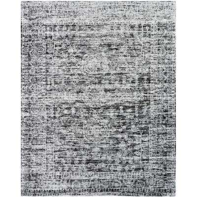 Jardin Hazy Charcoal 4 ft. x 6 ft. Area Rug