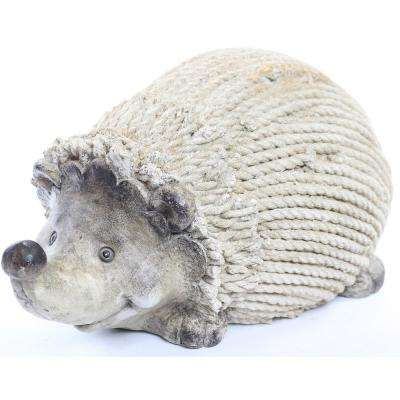 Hedgehog Rope Statue