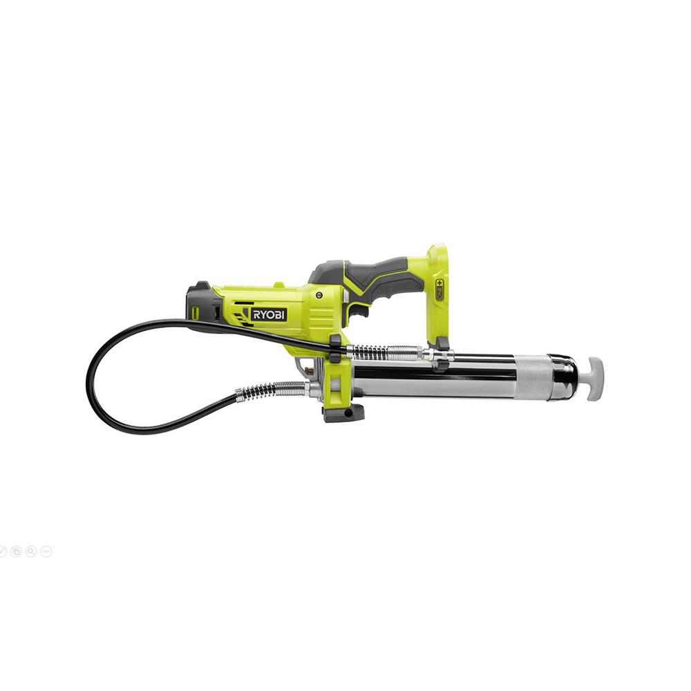 RYOBI 18Volts ONE+ Grease Gun (Tool-Only)