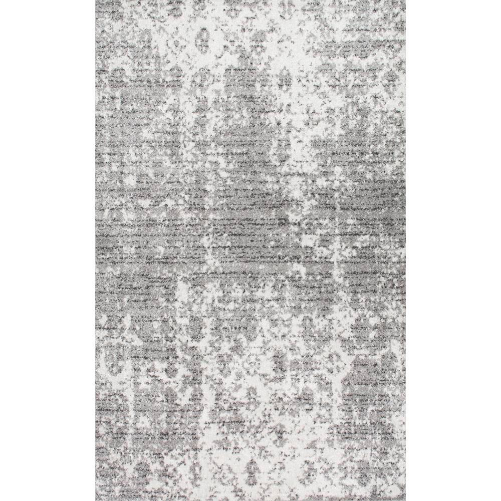 Nuloom Deedra Grey 10 Ft X 14 Ft Area Rug Bdsm08a 10014
