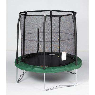 Bazoongi 7.5 ft. Trampoline Enclosure Combo