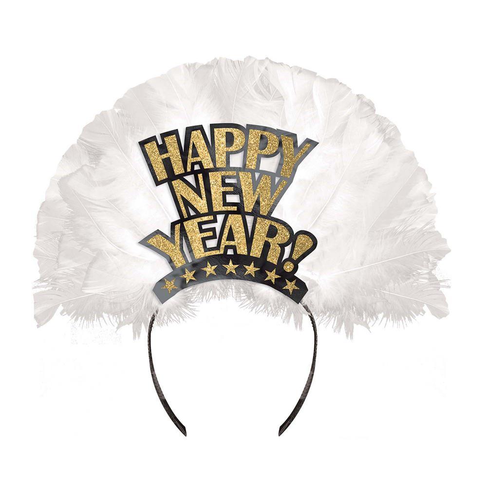 Happy New Year Headband 78