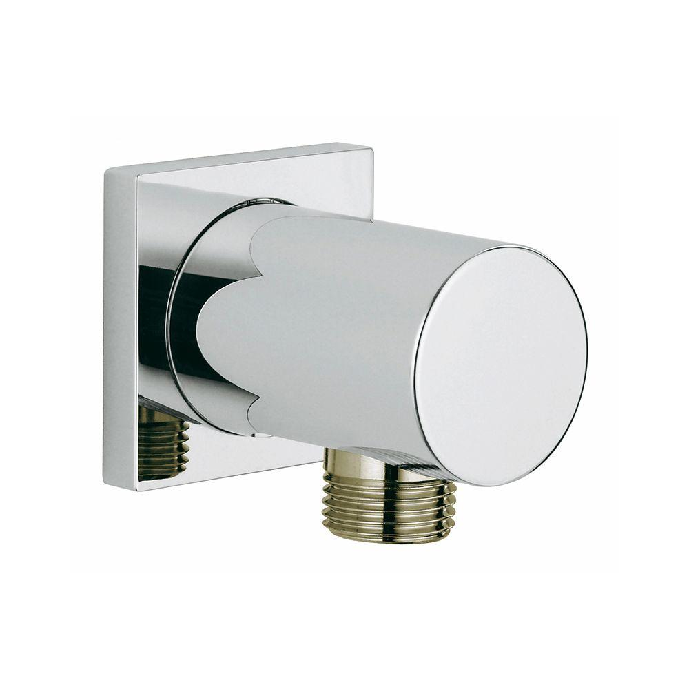 GROHE Rainshower Wall Union in StarLight Chrome