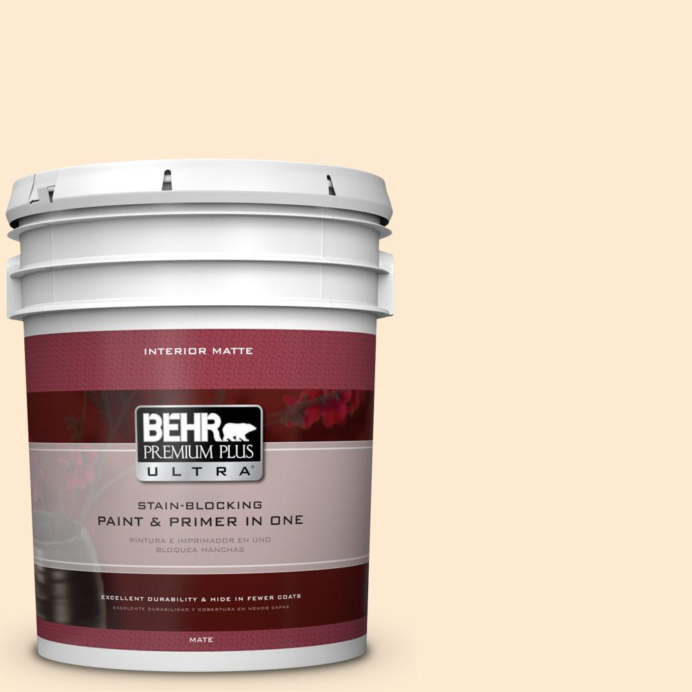 5 gal. #290A-2 Country Lane Flat/Matte Interior Paint