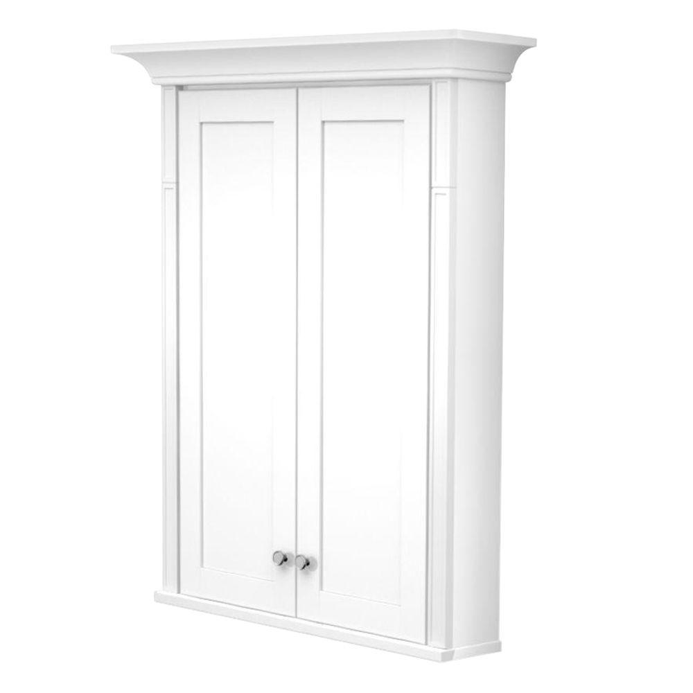 KraftMaid - Bathroom Wall Cabinets - Bathroom Cabinets & Storage ...