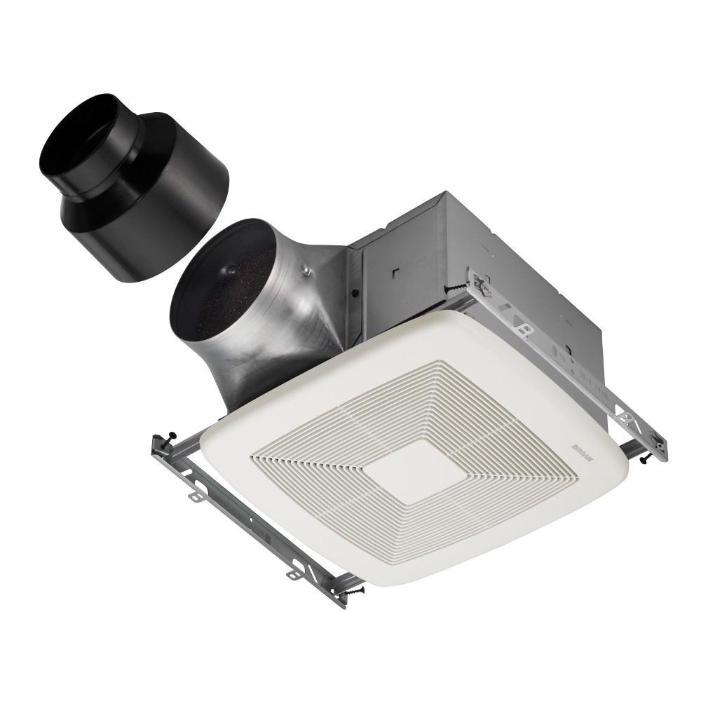ULTRA GREEN XB Series 80 CFM Ceiling Bathroom Exhaust Fan, ENERGY STAR*