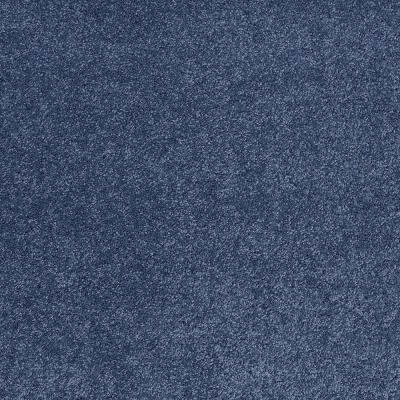 Carpet Sample - Coral Reef I - Color Waterslide Texture 8 in. x 8 in.