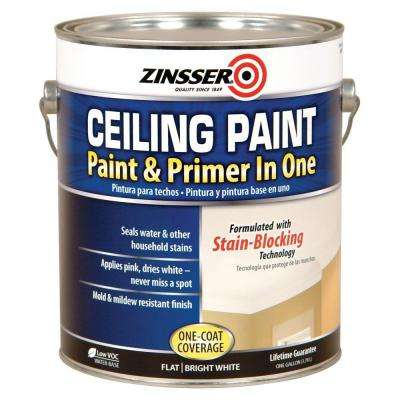 1 gal. Ceiling Paint and Primer in One (Case of 2)