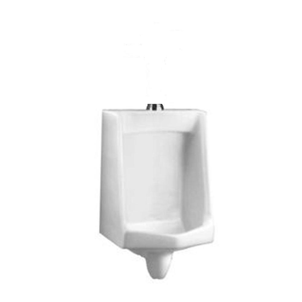 American Standard Lynbrook 0.85 - 1.0 GPF Top Spud Urinal with Blowout Flush Action in White