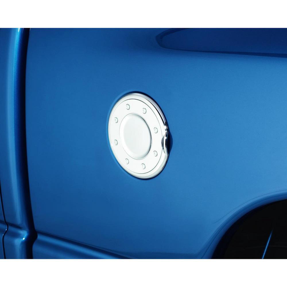 Chrome Fuel Door Cover(TM)
