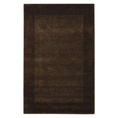 Melrose Chocolate 10 ft. x 14 ft. Area Rug