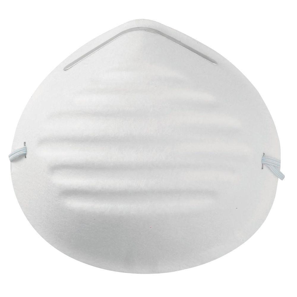 Adjustable Nose Clip Dust Mask (5-Pack)
