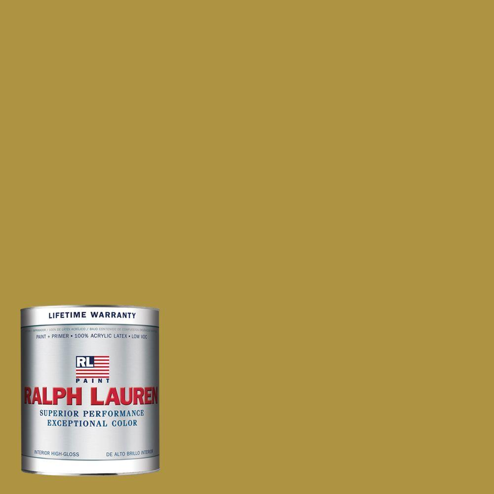 Ralph Lauren 1-qt. Dangerous Hi-Gloss Interior Paint