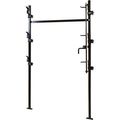 Snap-In-Style 3-Trimmer Lockable Rack