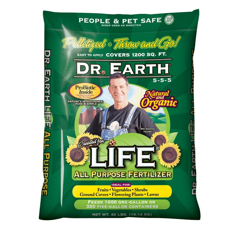 40 lb. Life All Purpose Fertilizer