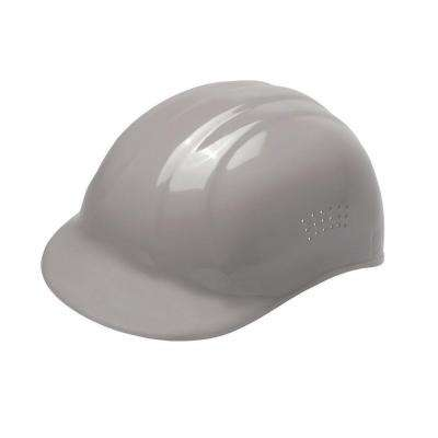 4-Point Plastic Suspension Pin-Lock 67 Bump Cap in Gray