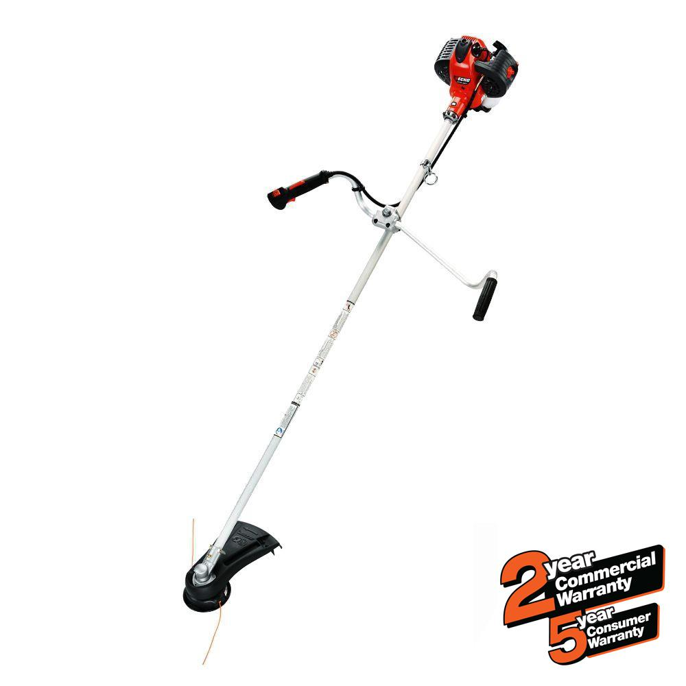 Echo 25 4cc Gas 2 Stroke Cycle Brush Cutter Trimmer Srm 266u The
