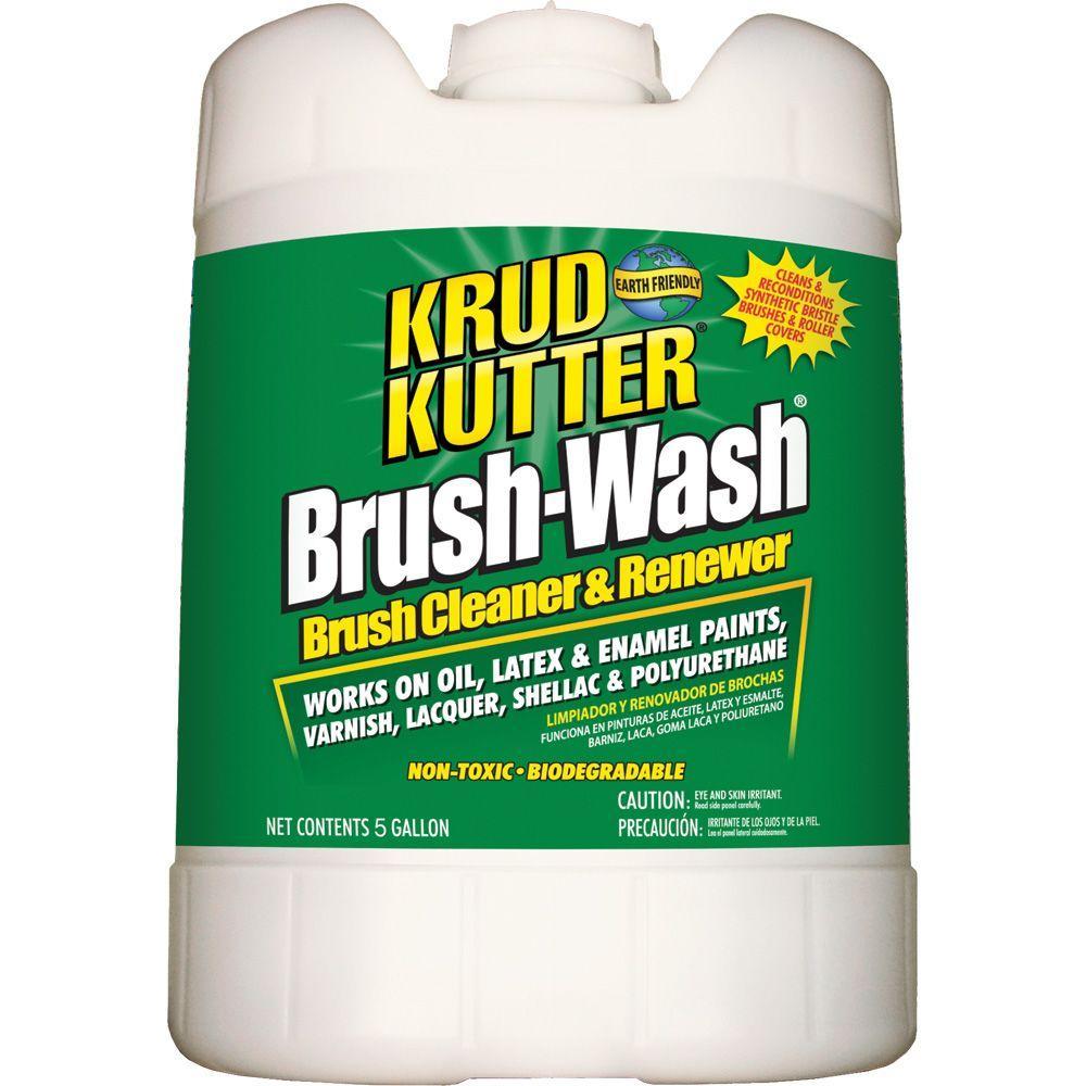 Krud Kutter 5-Gal. Brush-Wash Cleaner and Renewer