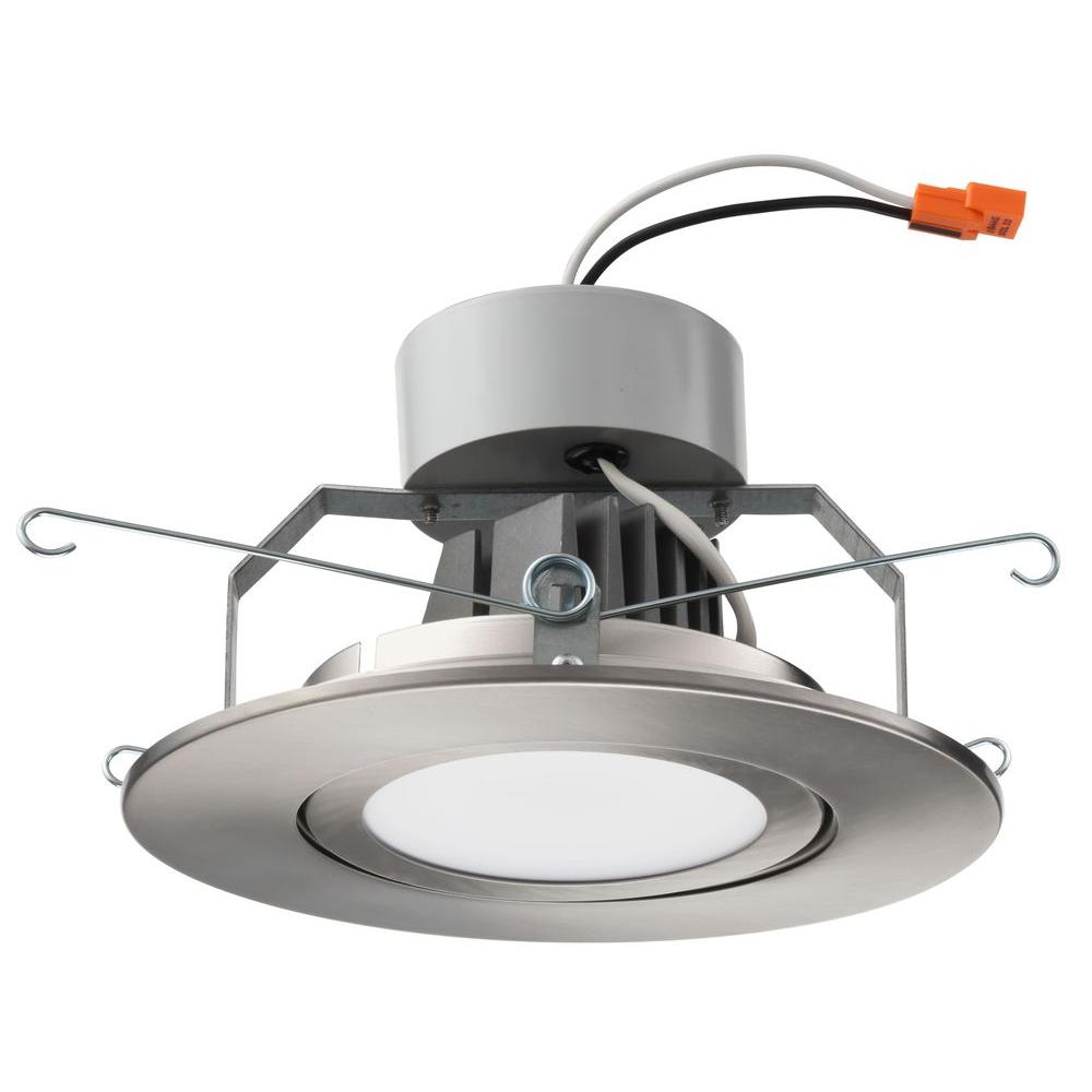 6 in. - Lithonia Lighting - Recessed Lighting - Lighting - The Home ...