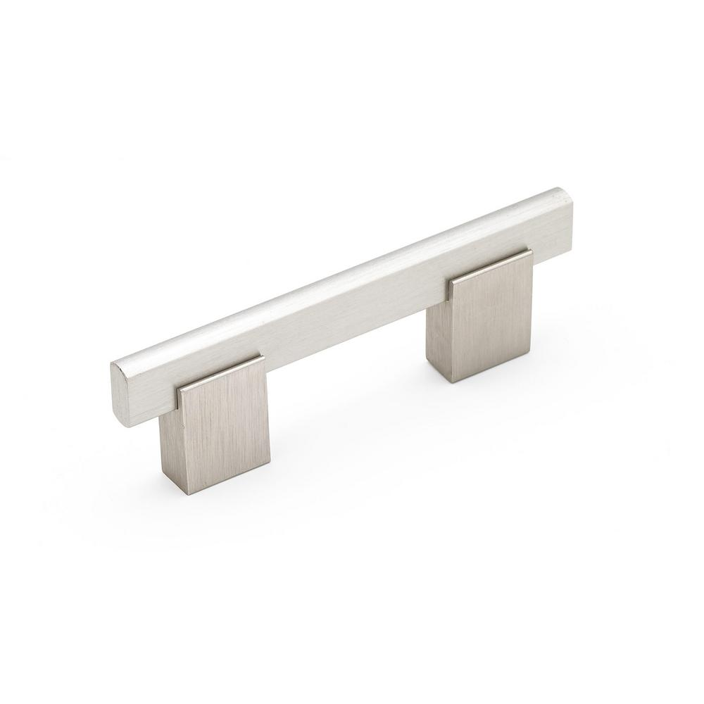 Richelieu Hardware Contemporary 3 in. (76.2 mm) Brushed ...