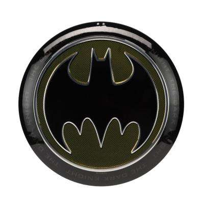 Batman Embossed Metal Button Decorative Sign