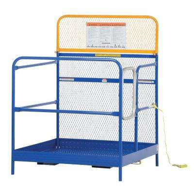 48 in. x 48 in. Steel Work Platform