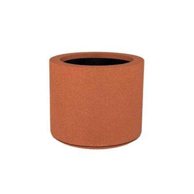 Baja 23 In X 19 Red Clay Round Planter